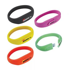 Bracelet USB 2.0 Flash Drive - 4GB